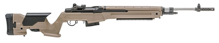 "Springfield Armory - M1A 6.5 Creedmoor 22"" BBL FDE/SS 11.4 LBS"