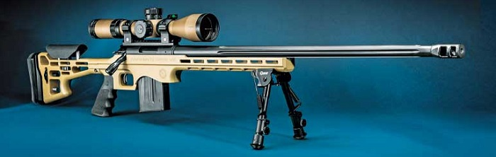 Thompson/Center Performance Center LRR Bolt-Action Rifle