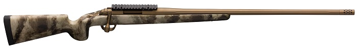 Browning X-Bolt Hells Canyon Long-Range McMillan Rifles